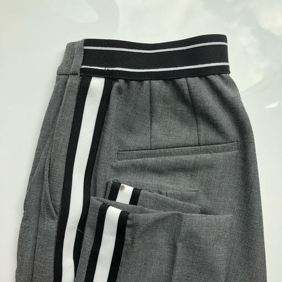 b859525b Zara Pants   Jogger Waist W Track Stripe   Poshmark